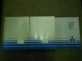 1991 Mitsubishi Precis Service Repair Shop Manual Factory Oem Book 91 Dealership - $41.97