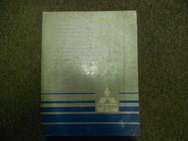 1991 Mitsubishi Precis Service Repair Shop Manual Factory Oem Book 91 Dealership - $19.76