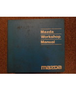 1991 Mazda Navajo Service Shop Repair Manual SET OEM BOOKS MISSING FIRST... - $23.72