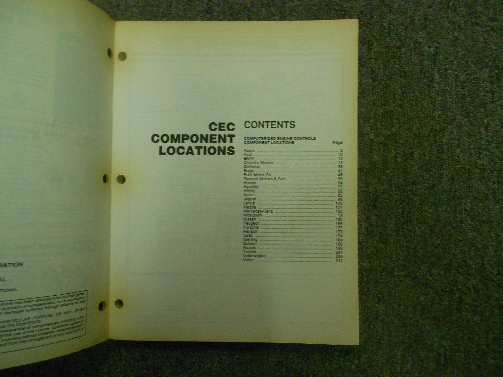 1991 MITSUBISHI Truck Service Repair Shop Manual FACTORY OEM 5 VOL SET BOOK 91
