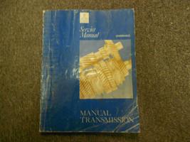 1992 1993 Mitsubishi Manual Transmission Service Repair Shop Manual Factory Oem - $34.07