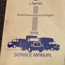 1992 Ford L SERIES L-SERIES TRUCK Service Shop Repair Manual BRAND NEW - $217.80