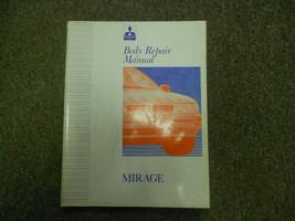 1992 Mitsubishi Mirage Body Repair Service Shop Manual Factory Oem Book 92 Deal - $15.83