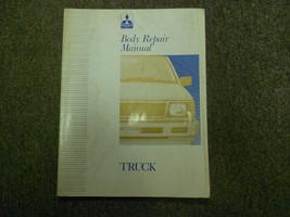 1992 MITSUBSISHI Truck Body Repair Service Shop Manual FACTORY OEM BOOK ... - $23.74