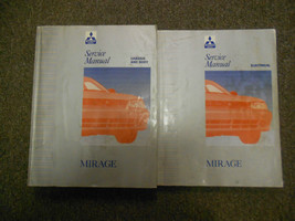 1993 1994 MITSUBISHI Mirage Service Repair Shop Manual FACTORY OEM SET 2... - $88.10