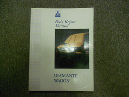 1993 MITSUBISHI Diamante Wagon Body Repair Service Shop Manual FACTORY O... - $19.76