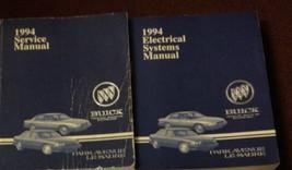 1994 BUICK PARK AVENUE & LE SABRE Factory Shop Service Repair Manual Set... - $346.45