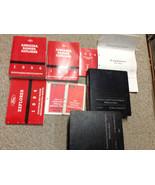 1994 FORD EXPLORER SUV Service Shop Repair Manual Set W EVTM & PCED SPEC... - $237.55