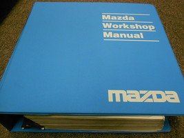 1994 Mazda Mx 3 Mx3 Service Repair Shop Manual Dealership Factory Oem Book 94 X - $158.35