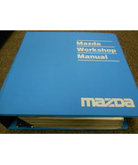 1994 Mazda MX-3 MX3 Service Repair Shop Manual DEALERSHIP FACTORY OEM BO... - $158.35
