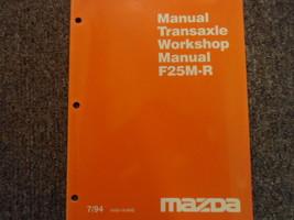 1994 Mazda Manual F25M-R Transaxle Service Repair Shop Manual Factory OEM Book - $14.22