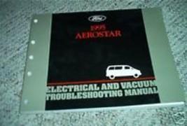 1995 Ford Aerostar Electrical Service Shop Manual - $9.85