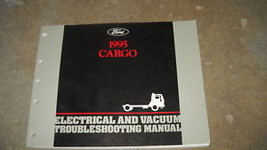 1995 Ford Cargo Truck Electrical Wiring Shop Manual OEM - $23.71
