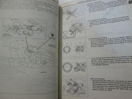 1995 Mazda 323 Protege Bodyshop Service Repair Shop Manual OEM BOOK 95 - $5.94