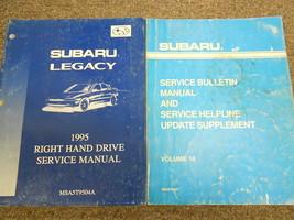 1995 Subaru Legacy Service Repair Shop Manual SET FACTORY OEM BOOKS 95 - $29.65