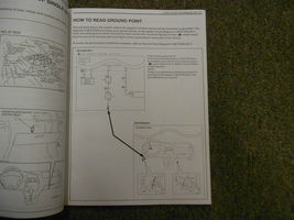 1995 Suzuki Esteem Wiring Diagram Shop Manual FACTORY OEM BOOK 95 2ND ED U.S VOL image 9