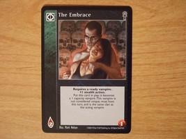 The Embrace (VTES- Camarilla Edition) - $8.00