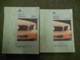 1996 MITSUBISHI Diamante Service Repair Manual SET FACTORY 96 BOOKS 2 VO... - $47.51