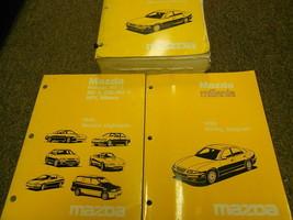 1996 Mazda Millenia Service Repair Shop Manual  Set Oem Factory Books 96 - $46.74