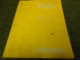 1996 Mazda Protege Service Repair Shop Manual Oem Factory Book 96 - $14.85