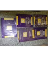 1996 PLYMOUTH VOYAGER MINI VAN Service Shop Repair Manual SET FACTORY VAN - $44.50