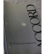 1997 Honda ACCORD Wiring Electrical Troubleshooting Service Shop Manual EWD - $103.40
