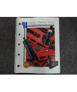 1998 Ford Lincoln Mercury Car and Truck Special Service Tools Manual FAC... - $33.61