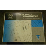 1999 Mazda Electrical Diagnosis Service Repair Shop FACTORY CD VHS Video... - $35.60
