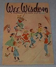 Wee Wisdom August 1950 Children's Magazine - $6.00