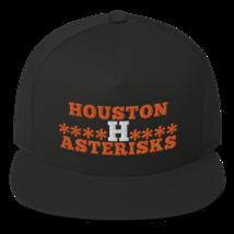Houston Asterisks Hat / Houston Asterisks Flat Bill Cap image 1