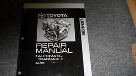 2000 Toyota Celica U240E Auto Transaxle Repair Manual - $27.68
