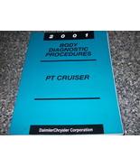 2001 Chrysler PT Cruiser BODY Diagnostic Procedures Service Manual - $8.81