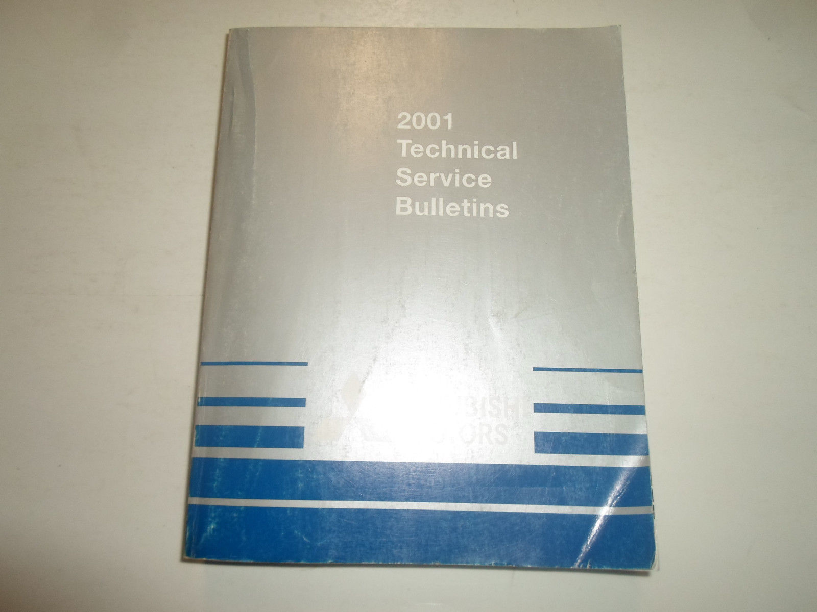 2001 MITSUBISHI Technical Service Bulletins Shop Manual FACTORY OEM BOOK 01 DEAL