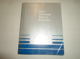 2001 MITSUBISHI Technical Service Bulletins Shop Manual FACTORY OEM BOOK... - $19.75