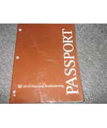 2002 HONDA PASSPORT Electrical Troubleshooting Service Shop Repair Manua... - $38.65