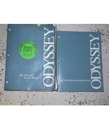 2002 Honda ODYSSEY VAN Service Shop Repair Manual SET OEM BOOK FACTORY NEW - $158.36