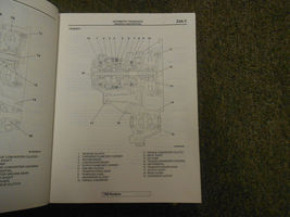 2002 MITSUBISHI Galant Service Manual FACTORY OEM VOLUME 3 FACTORY OEM BOOK 02 image 8
