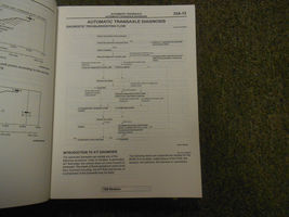 2002 MITSUBISHI Galant Service Manual FACTORY OEM VOLUME 3 FACTORY OEM BOOK 02 image 11