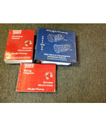 2003 Ford EXPLORER & Mercury MOUNTAINEER Service Shop Repair Manual Set W TRANS - $197.99