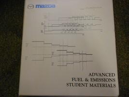 2003 Mazda Advanced Fuel and Emissions Service Repair Shop Manual FACTORY 03 - $31.64