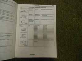 2004 MITSUBISHI Galant Service Repair Shop Manual VOL 3 OEM 04 FACTORY OEM 04 image 7