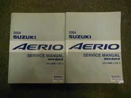 2004 Suzuki Aerio RH423 Service Repair Manual FACTORY SET 2 VOLUME OEM N... - $257.40