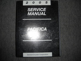 2005 Chrysler Pacifica Service Shop Repair Manual Oem Dealership Book 2005 - $130.89