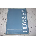 2005 Honda Odyssey Electrical Troubleshooting Wiring Service Shop Manual... - $99.00