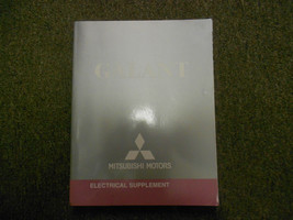 2005 MITSUBISHI Galant Electrical Supplement Service Repair Shop Manual ... - $19.79