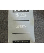 2006 JEEP LIBERTY Service Shop Repair Manual Volume 3 ONLY OEM FACTORY B... - $49.45