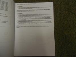 2006 MITSUBISHI Endeavor Electrical Supplement Service Repair Shop Manual OEM 06 image 3