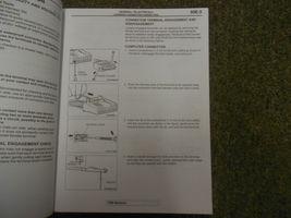 2006 MITSUBISHI Endeavor Electrical Supplement Service Repair Shop Manual OEM 06 image 5