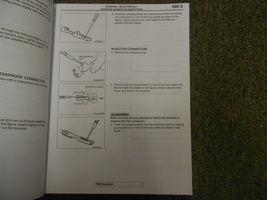 2006 MITSUBISHI Endeavor Electrical Supplement Service Repair Shop Manual OEM 06 image 6