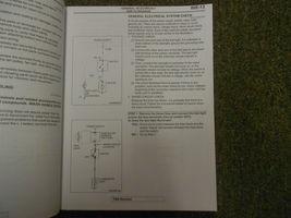 2006 MITSUBISHI Endeavor Electrical Supplement Service Repair Shop Manual OEM 06 image 10